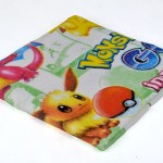 Chalmer Pio 50X100Pokemon HijauRp.38.000,-/pcs