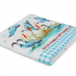 Chalmer Pio 60X120Duck And Familly Biru  Rp.43.000,-/ pcs